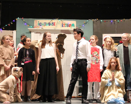 'Meet Me At The Manger' A Big Success