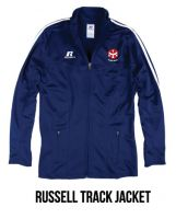 Russell Track Jacket - $60.00